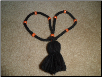 100 knot prayer rope--10 beads