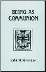 Book: Being as Communion
