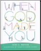Children's Book: When God Made You