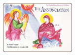 Children's Book: The Annunciation