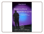 Book: Born to Hate Reborn to Love