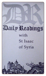 Book: Daily Readings with St. Isaac of Syria