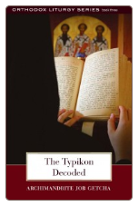 Book: The Typikon Decoded