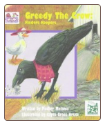 Children's Book: Greedy the Crow