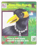 Children's Book: Mimi the Mynah