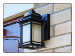 Sponsor an Outdoor Sconce (wall lamp)- (4) AVAILABLE