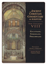 Book: Ancient Christian Commentary on Scripture: Galatians, Ephesians, Philippians