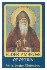 Book: Elder Ambrose of Optina