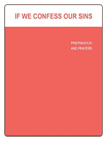 Book: If we Confess our Sins: Preparation and Prayers