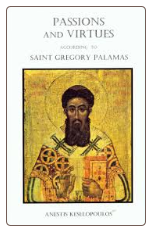 Book: Passions and Virtues According to St. Gregory Palamas