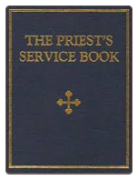 Book: The Priest's Service Book