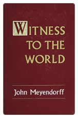 Book: Witness to the World, by Fr. John Meyendorff