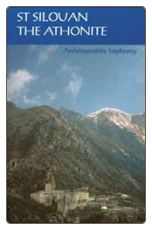 Book: St. Silouan the Athonite, by Elder Sophrony